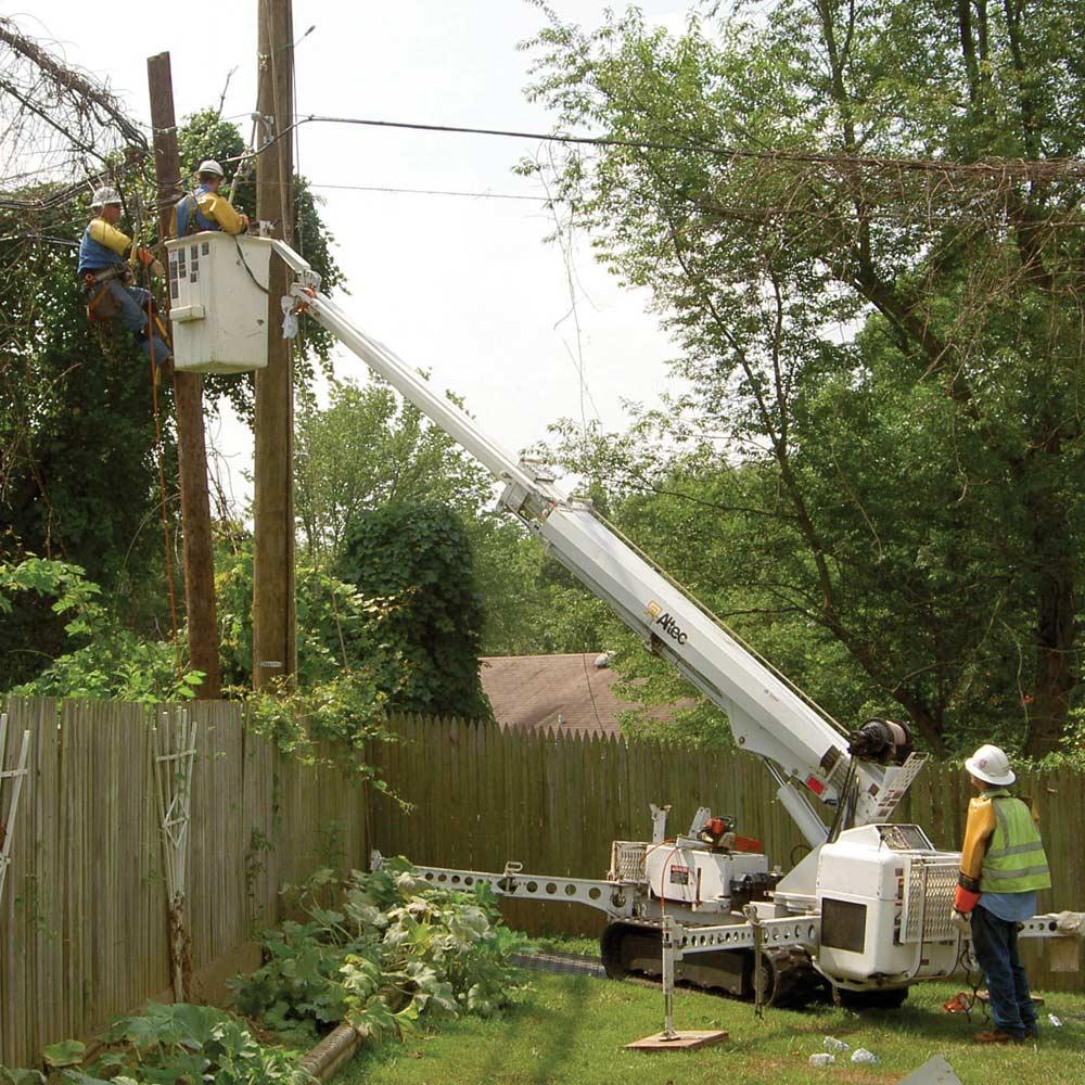 Asplundh Construction Electric Distribution Services